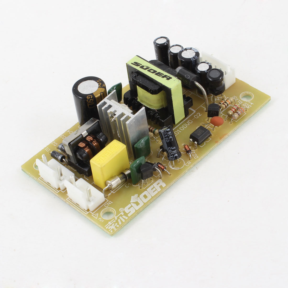 "Universal Spare Part Power Supply Board 3.3"" x 2"" x 1"" for DVD Players"