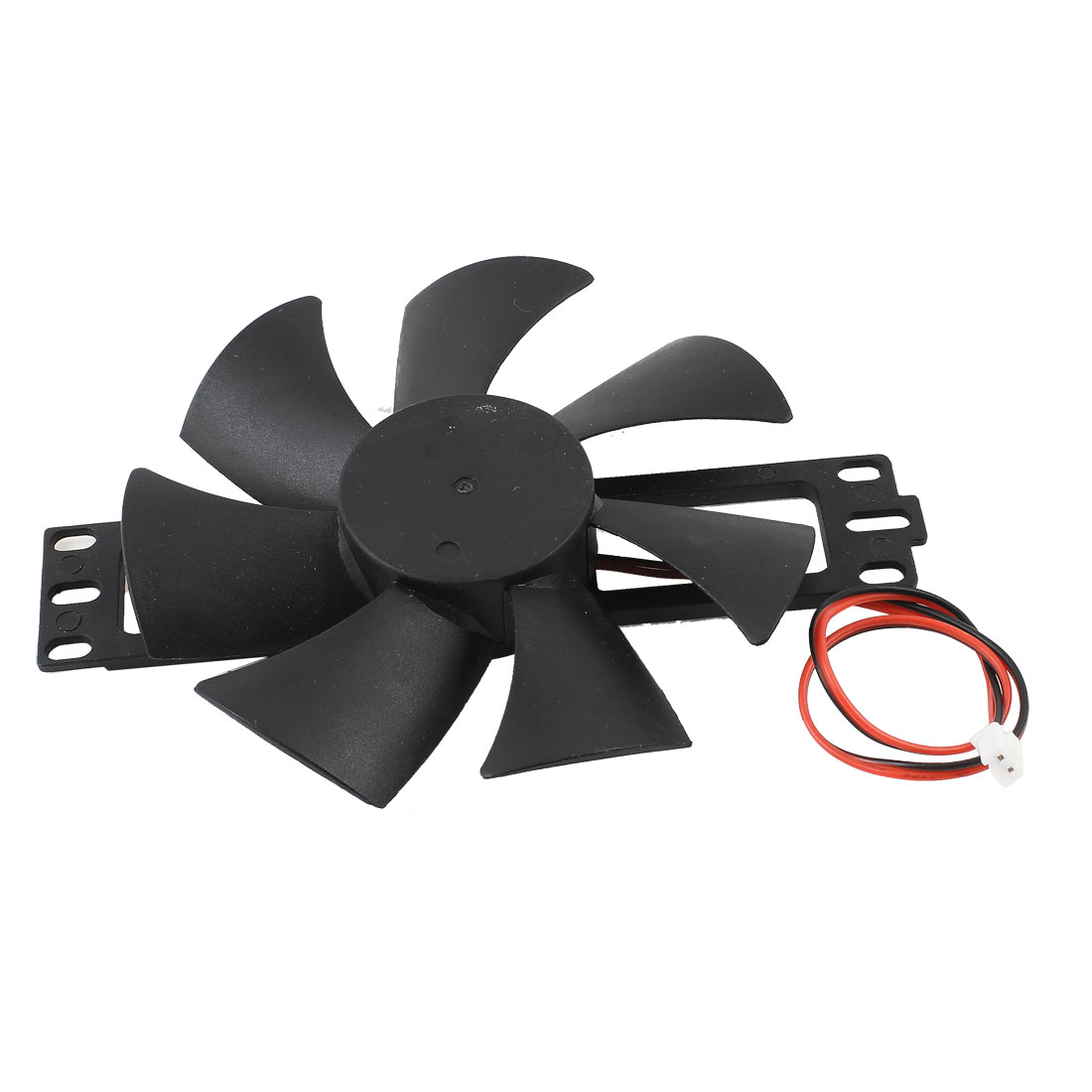 Repair Part DV 18V Black Plastic Cooling Fan for Induction Cooker