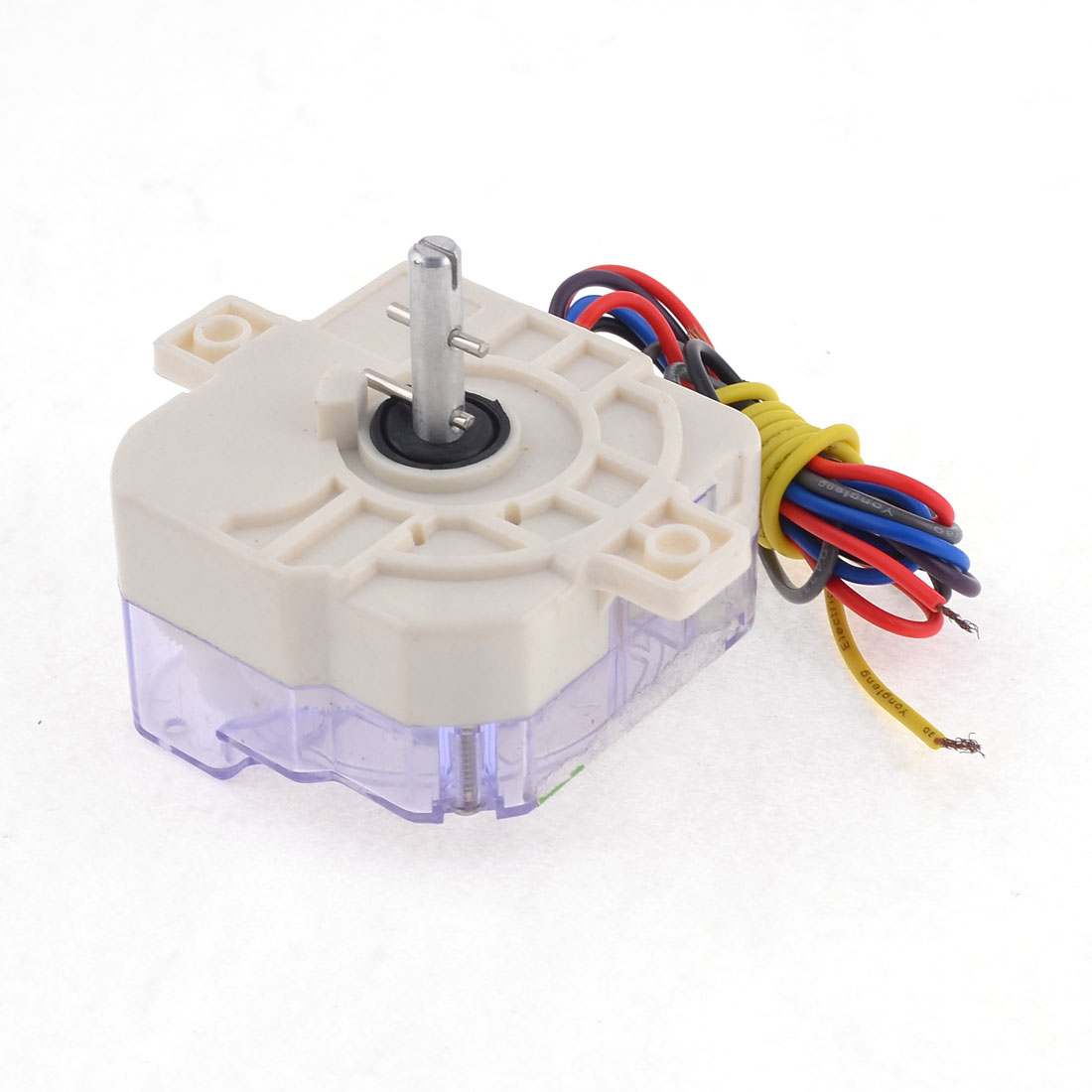 AC 250V 3A Six Wires White Controller Timer for Washing Machine