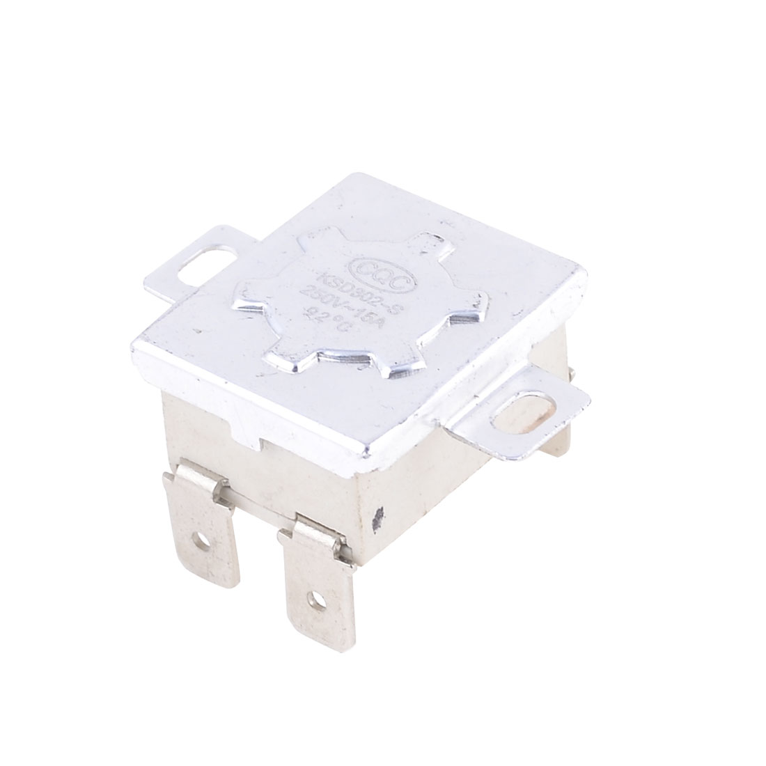 KSD302-S 92 Celsius N.C.Temperature Control Switch Thermostat AC250V 15A