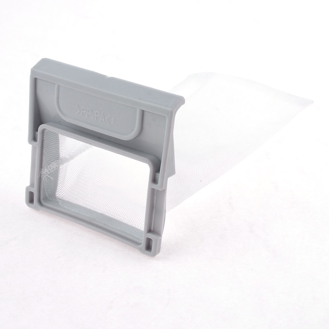 Hard Plastic Frame Filter Netty Bag for Washing Machine