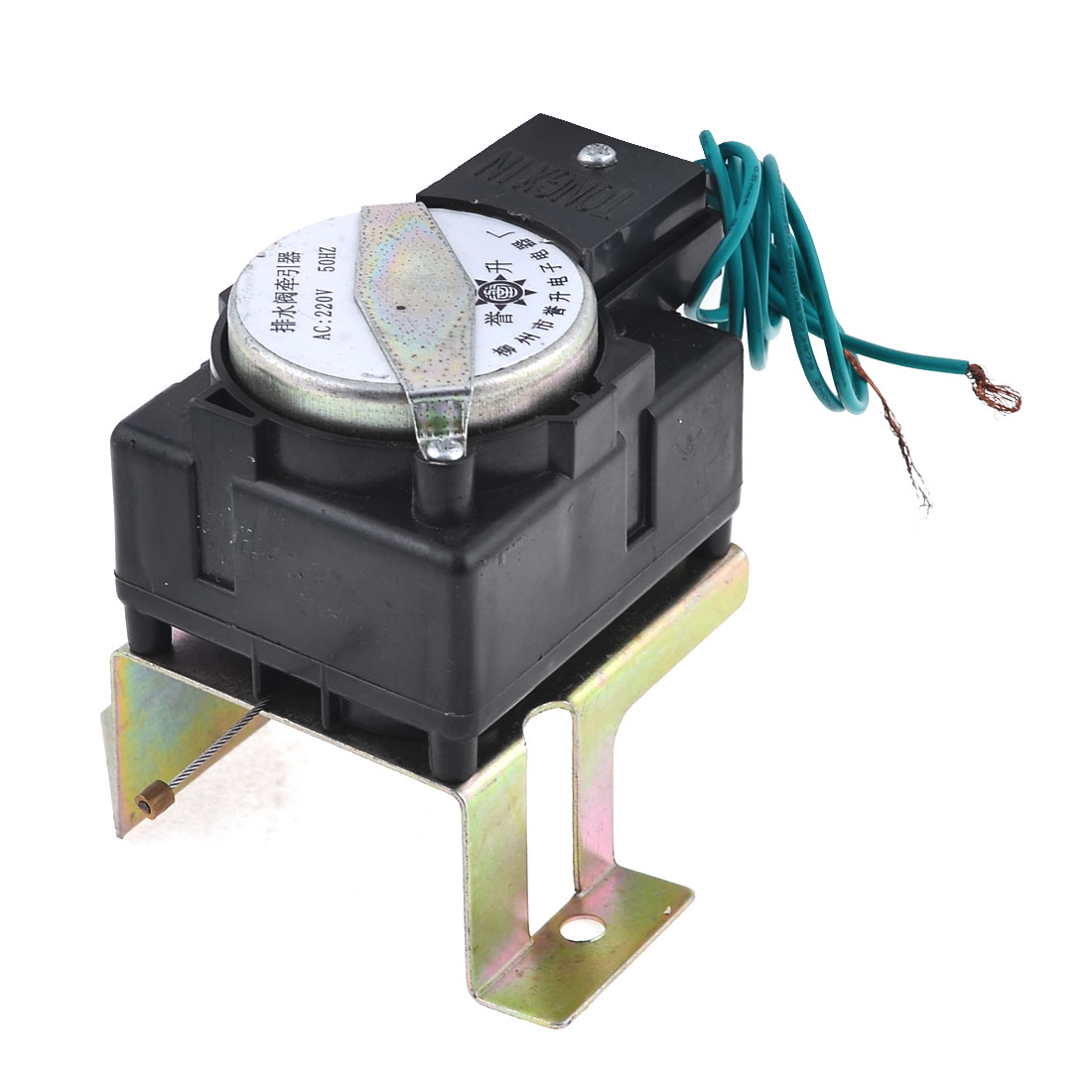 Replacing AC 220V 50Hz Plastic Shell Drain Valve Tractor for Haier Washer