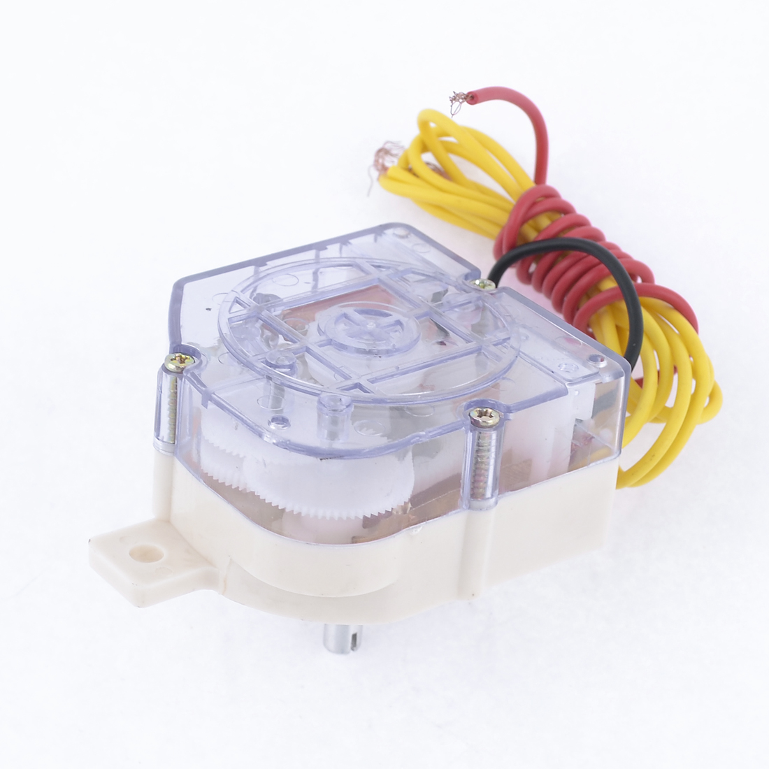 White Washing Machine Parts 3 Wires Timer Time Controller 120 Minites AC 250V 3A