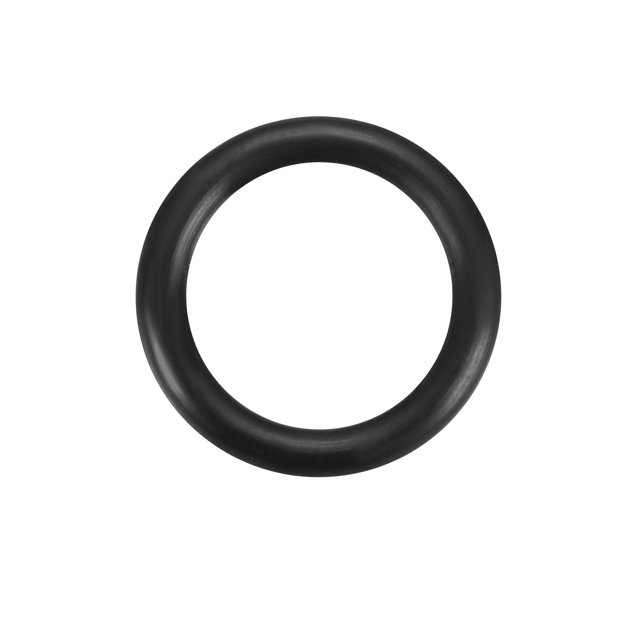 21mm x 15mm Black Rubber Oil Seal O Rings Gaskets Grommets