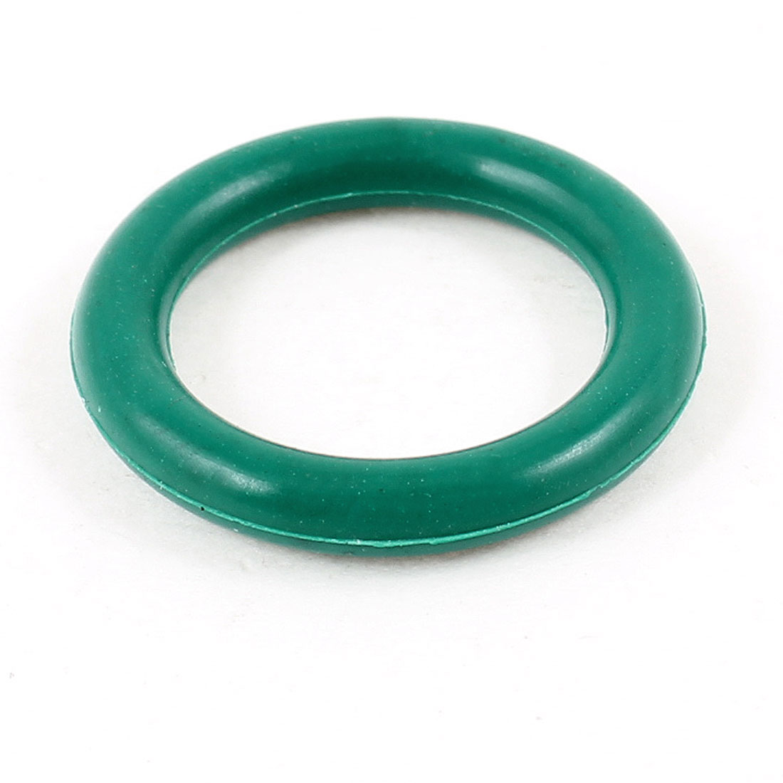 20mm x 14mm Green Rubber Oil Seal O Rings Gaskets Grommets