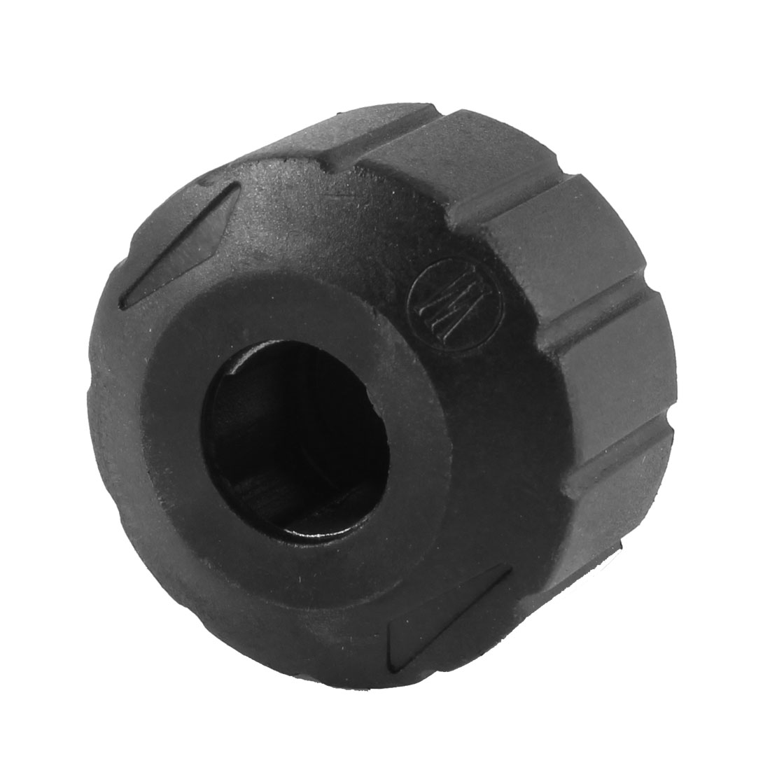 34mm x 50mm Black Plastic Replacement Electric Drill Chuck