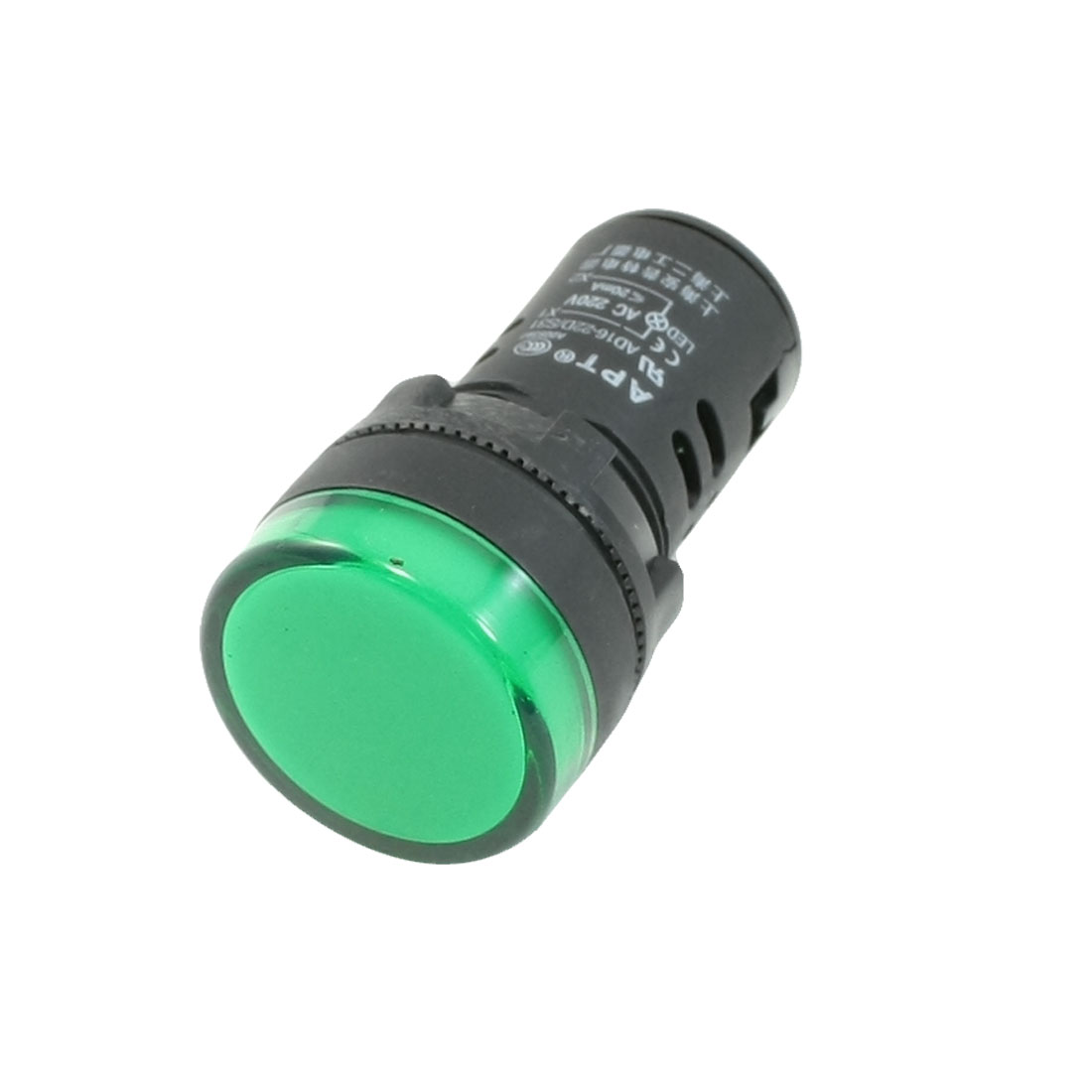 AD16-22D/S31 Energy Saving LED Indicator Signal Light Green AC 220V