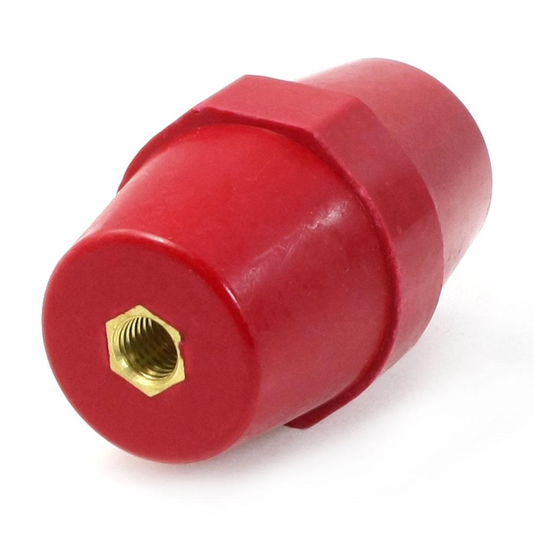 10mm Diameter 20mm Depth Brass Thread 76mm Height Busbar Insulator Support