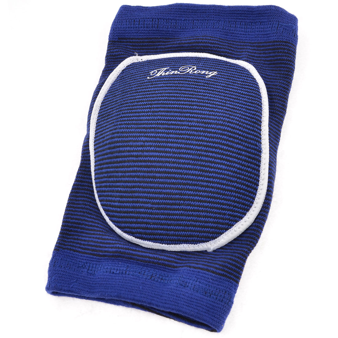 Pullover Wearing Type Blue Black Elastic Knee Support Sport Protector