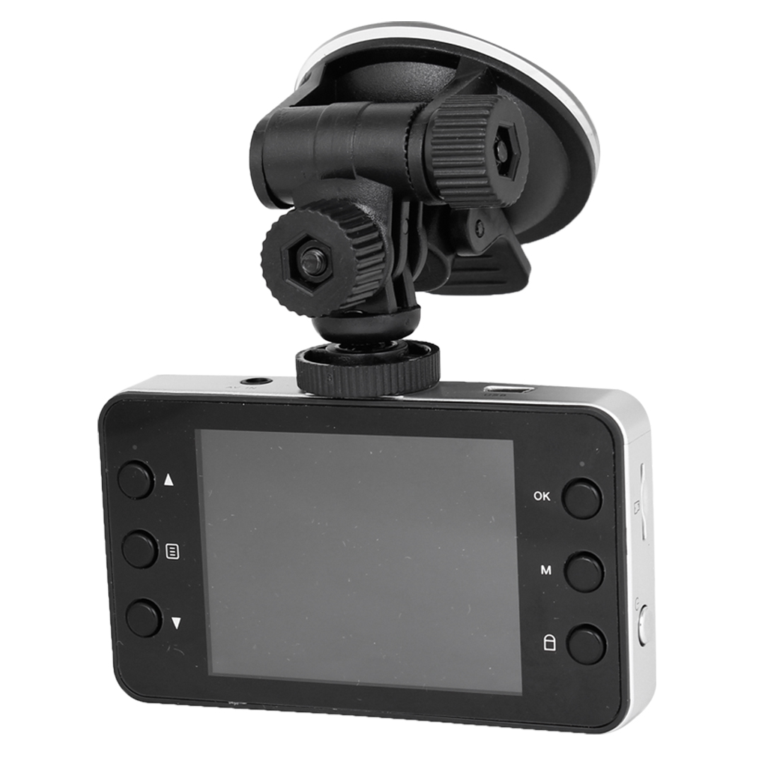 "2.4"" LCD HD Car DVR Road Dash Video Double Camera Recorder Camcorder LCD 720P"