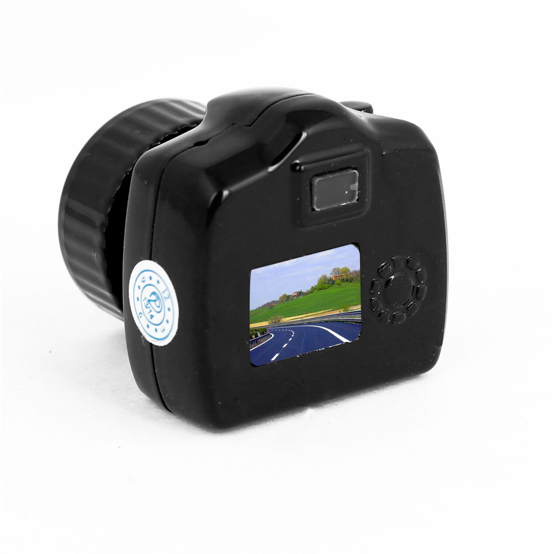 Battery Powered 720x480 Built-in Microphone Mini Camera Camcorder for Car