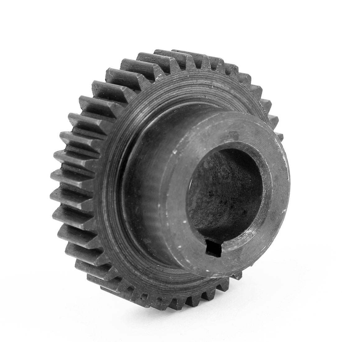 Slot Hole 39 Teeth Helical Toothed Bevel Gear Wheel for Hitachi 38E