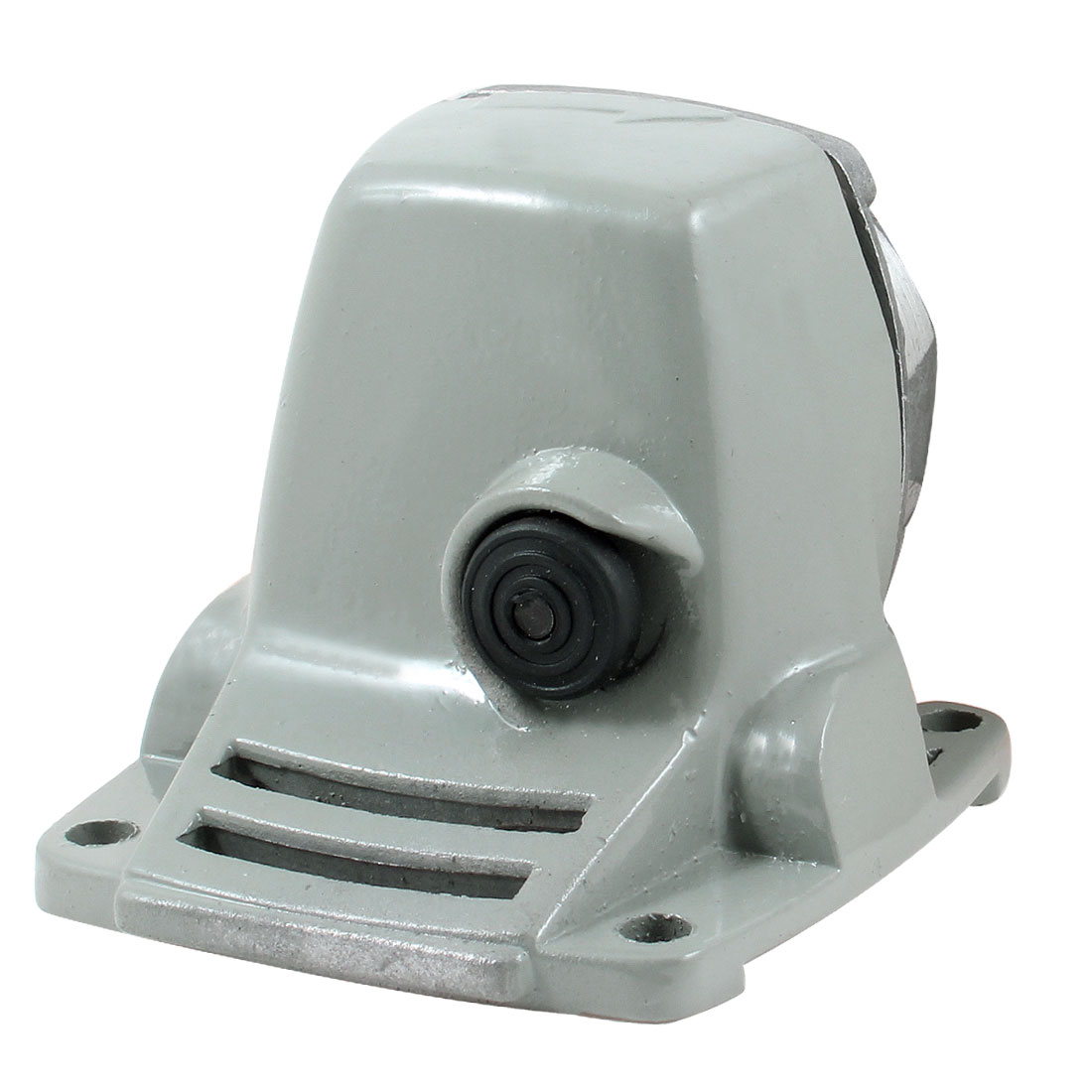 Replacement Silver Gray Metal Angle Grinder Head Shell Cover for Hitachi