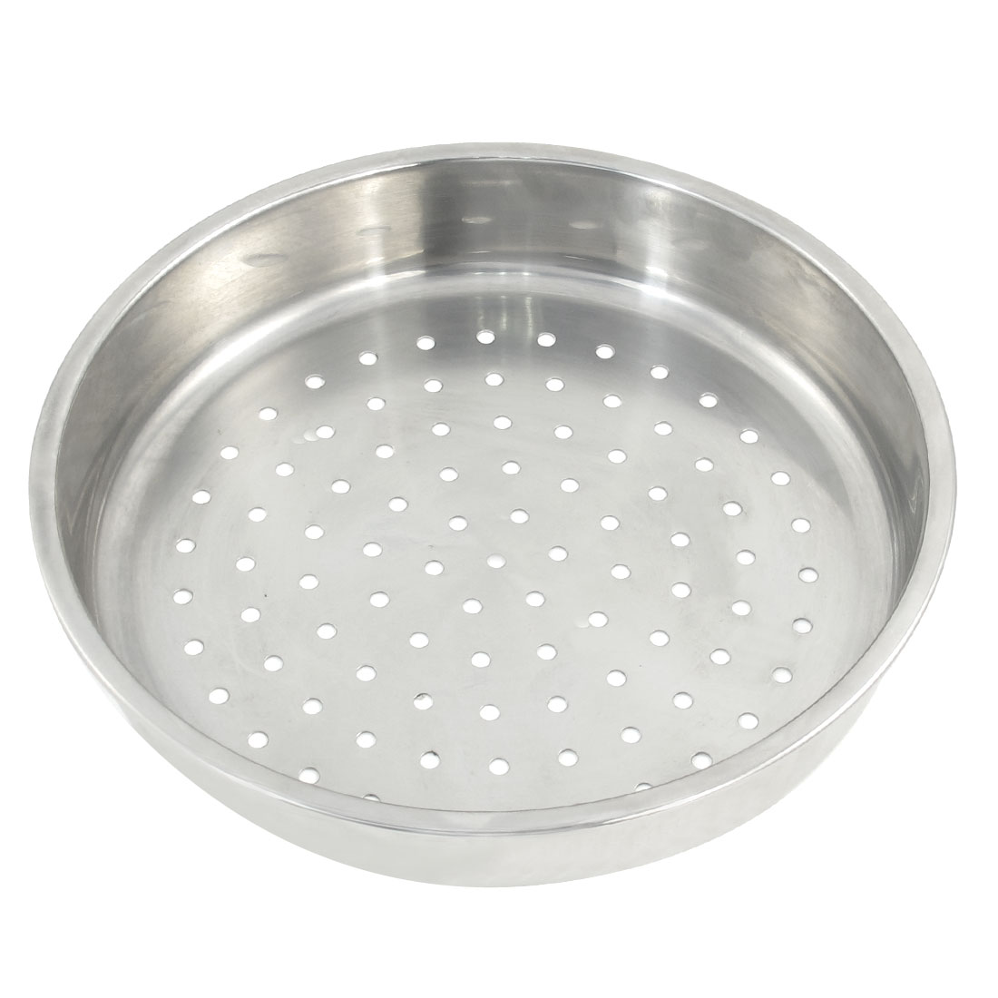"Home Cookware 9.1"" Dia Round Stainless Steel Food Cooking Steamer Rack"