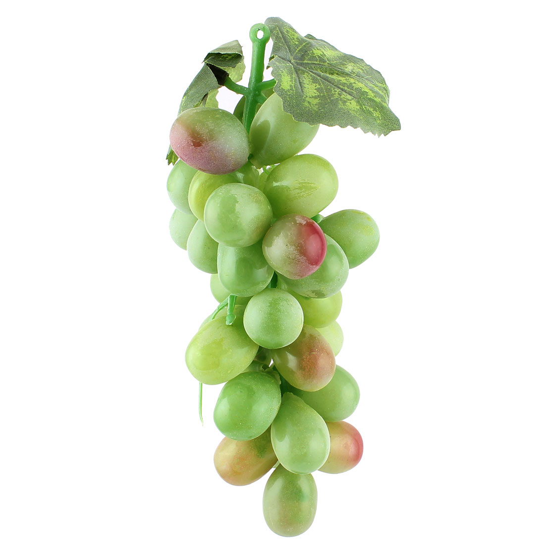 Home Office Decoration Green Artificial Plastic Fruit Grapes Cluster