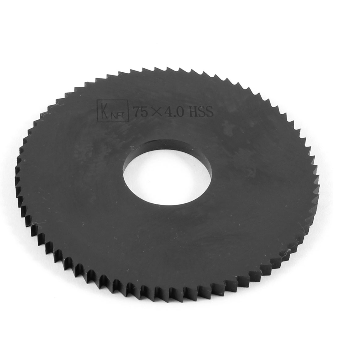 "2 15/16"" x 7/8"" x 5/32"" 72T HSS Slitting Saw Blade Mill Cutter Black"