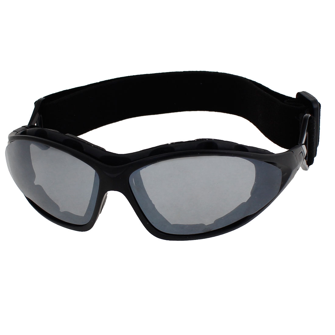 Dark Gray Lenns Full Frame Motorbike Protecting Glasses Goggles for Man