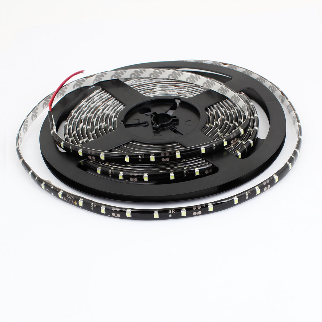 Vehicle Car 16.4Ft 5m 300 White 1210 3528 SMD LEDs Flexible LED Light Strip