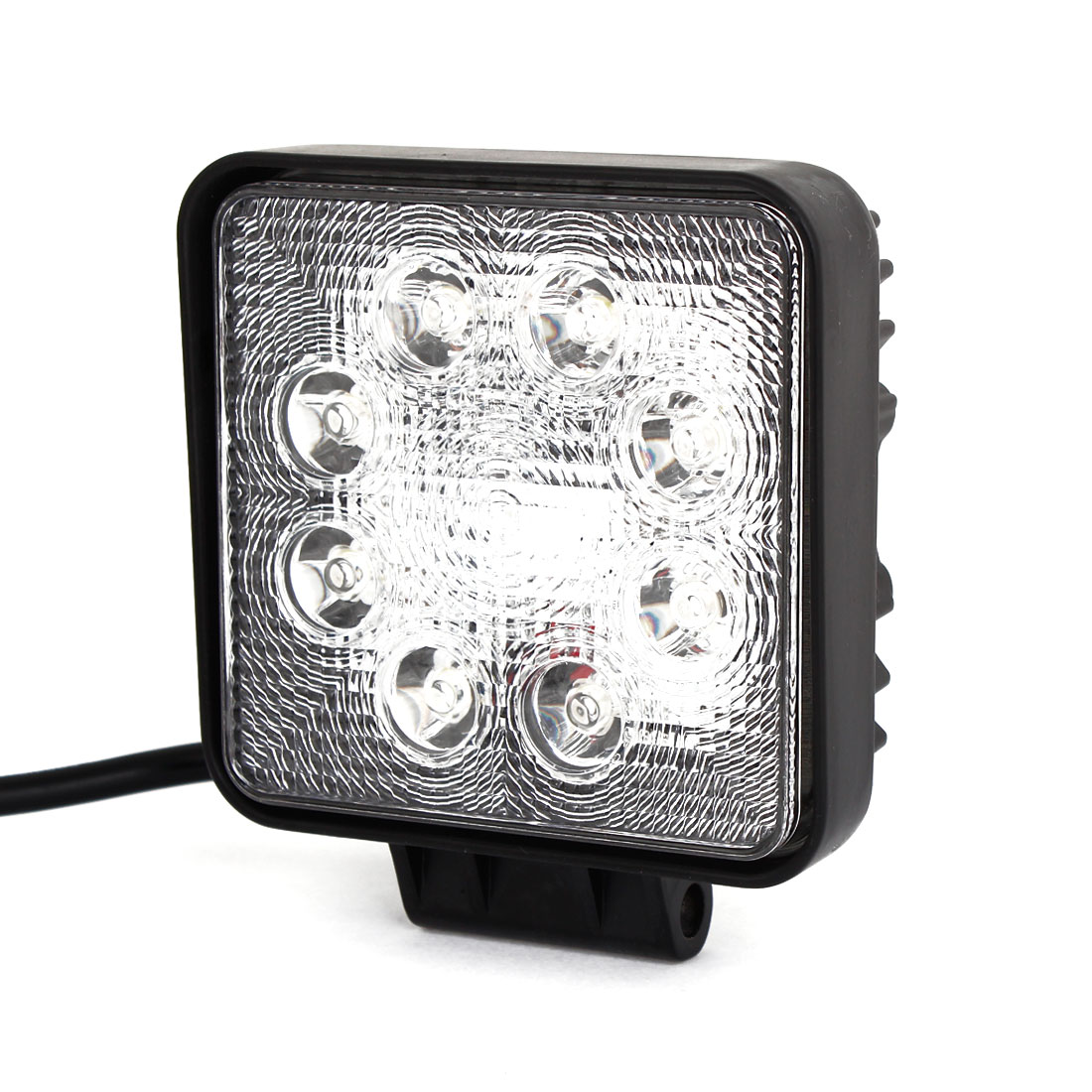 4Inch 24W LED Work LIGHT Flood Beam 4WD UTE OFFROAD Driving Truck Lamps