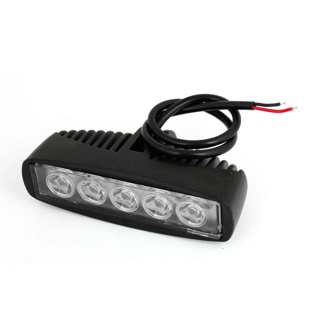 15W 5 LED Work Light Bar Fog Driving Lamp for Offroad ATV SUV DC12V 24V
