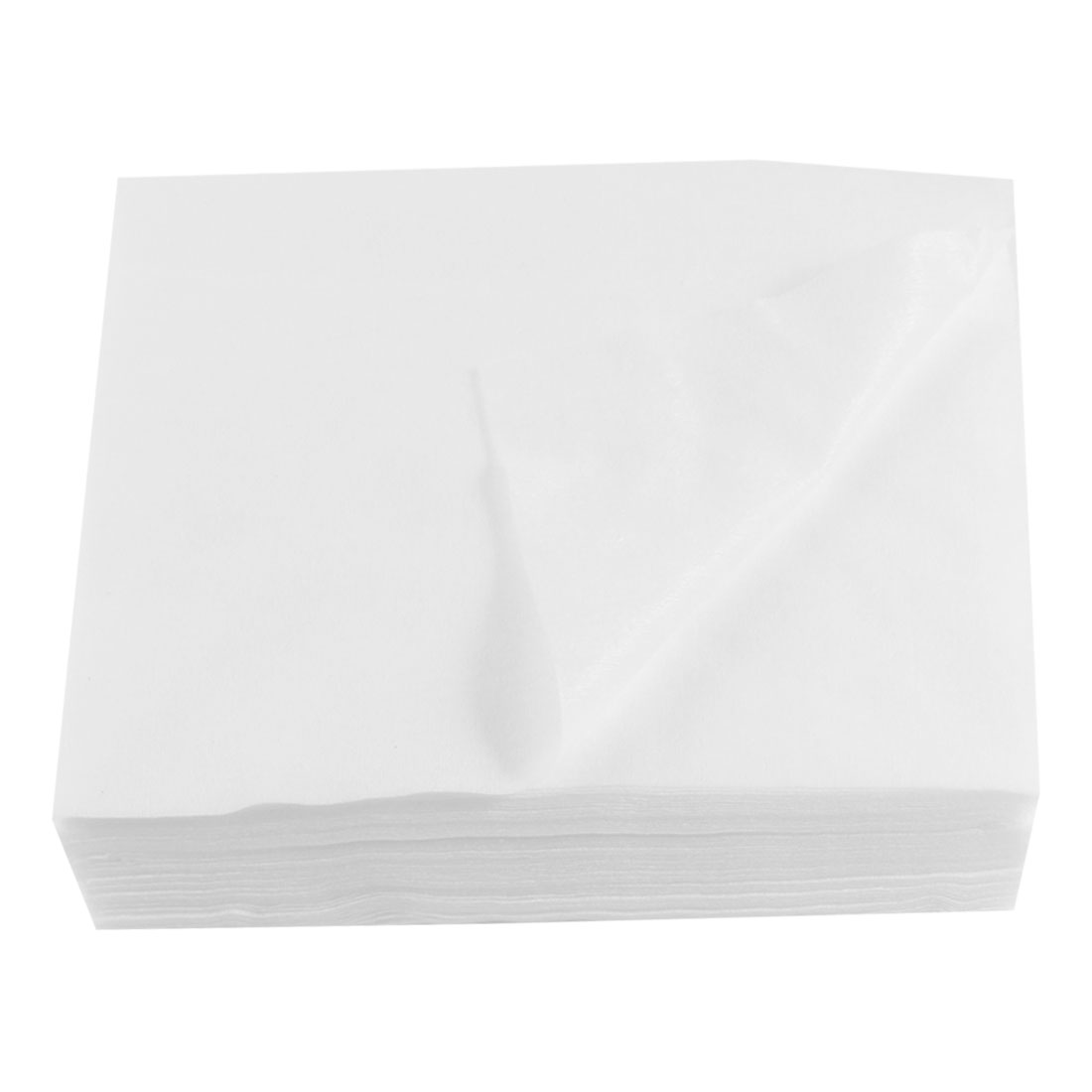 Salon Beauty White Diaposable Face Wash Towels 60 in 1