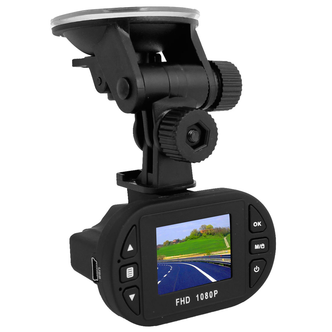 "1080P 1.5"" LTPS HD LCD Display Vehicle Car Blackbox DVR Camera Recorder Video"