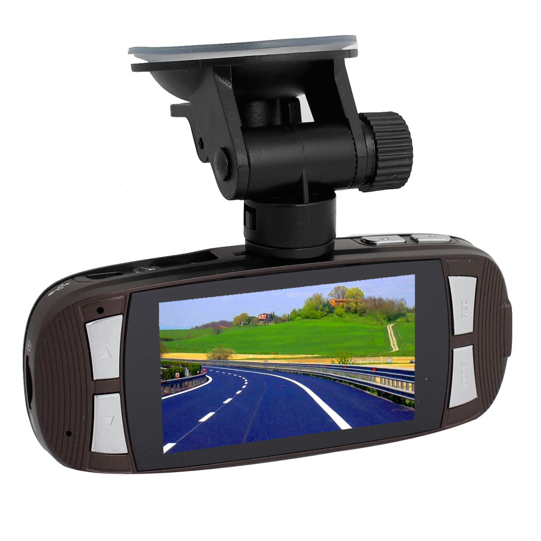 1080P HD LCD Display DVR Camera Recorder Video Dashboard Vehicle Cam