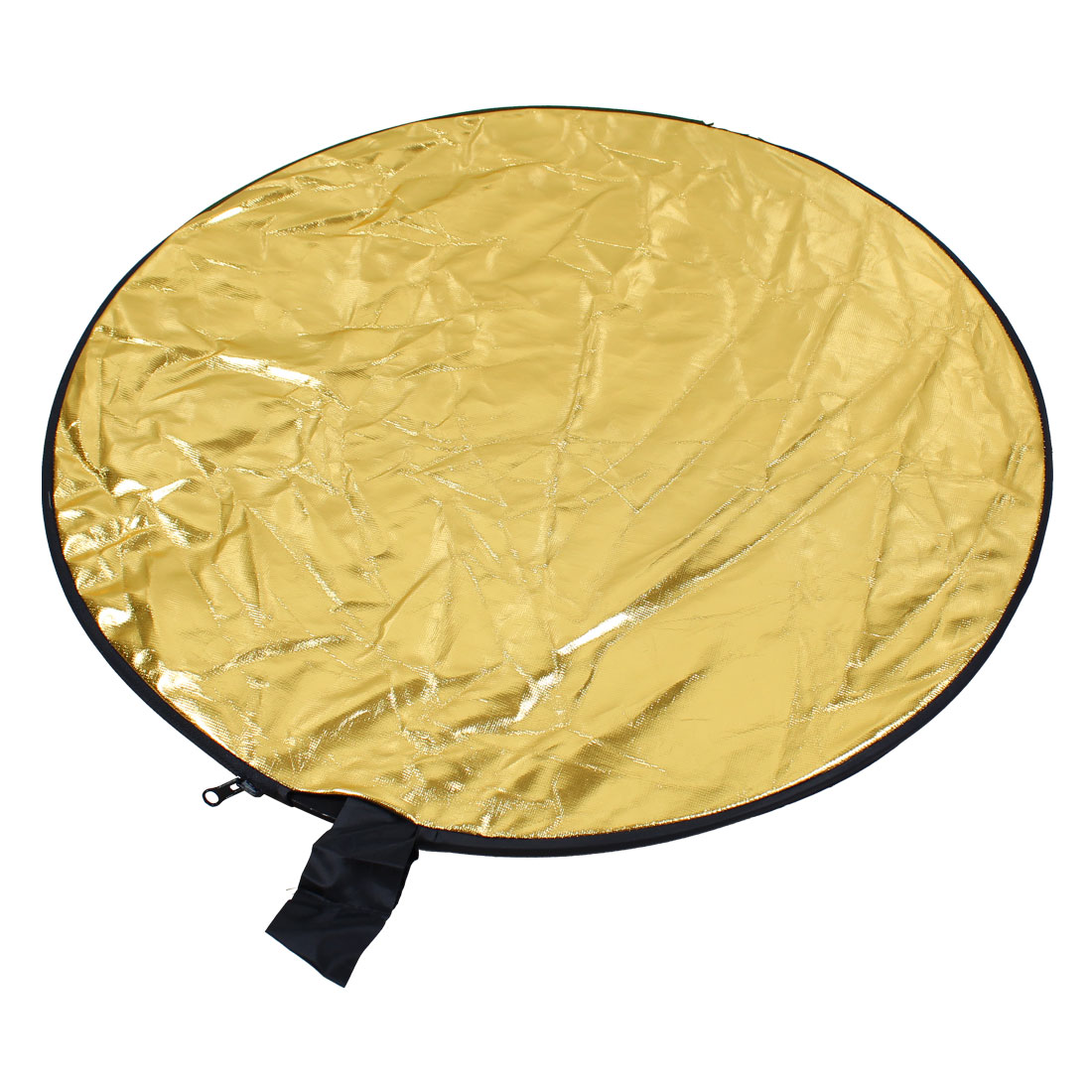"Pro 60cm 24"" 5-in-1 Foldable Reflector Silver Gold White Black Diffuser"