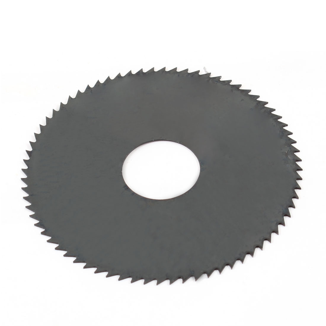 Hand Tool 80mm x 22mm x 0.6mm 72 Peg Teeth HSS Slitting Saw Blade