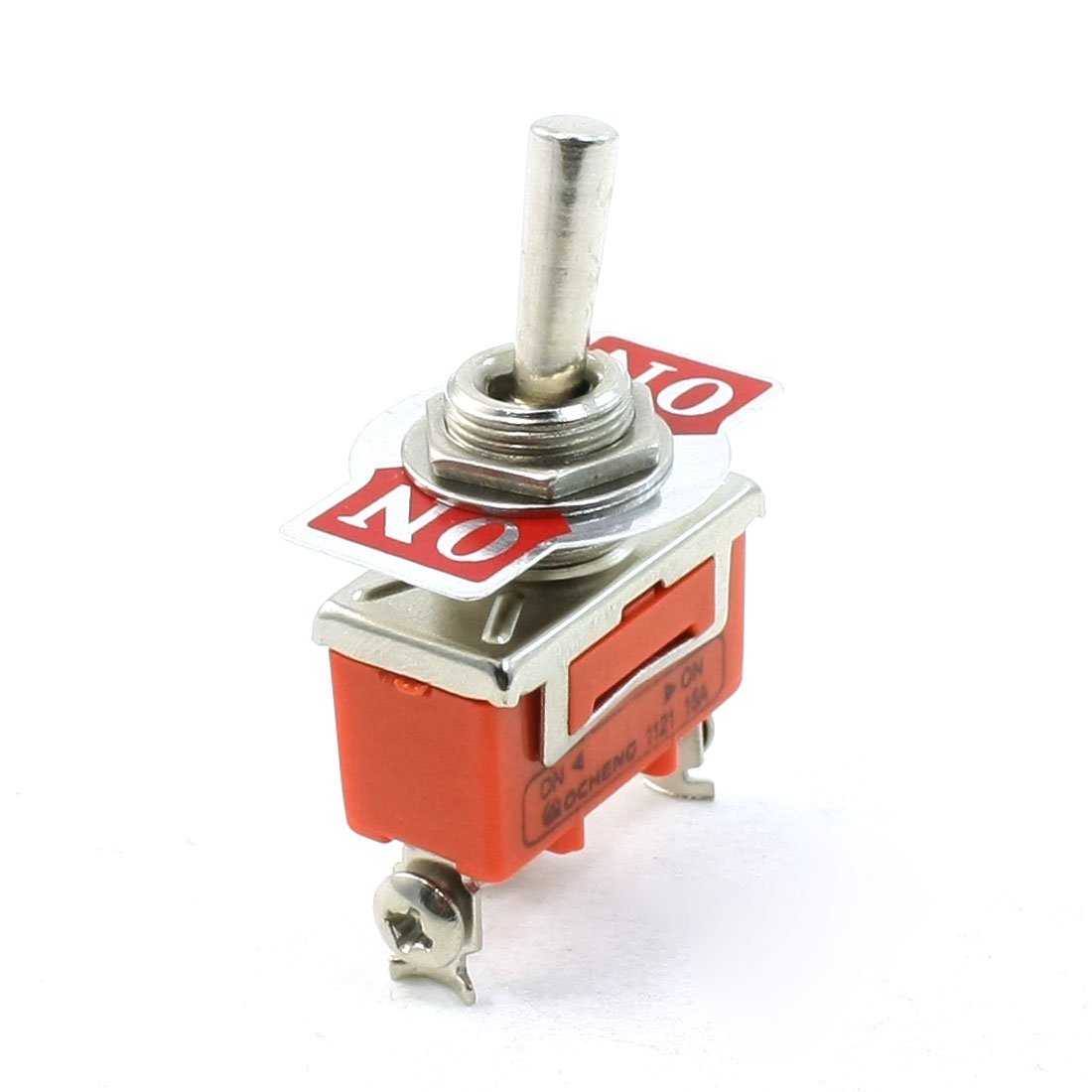 AC 250V 15A ON/ON SPDT 2 Positions 3 Terminals Toggle Switch