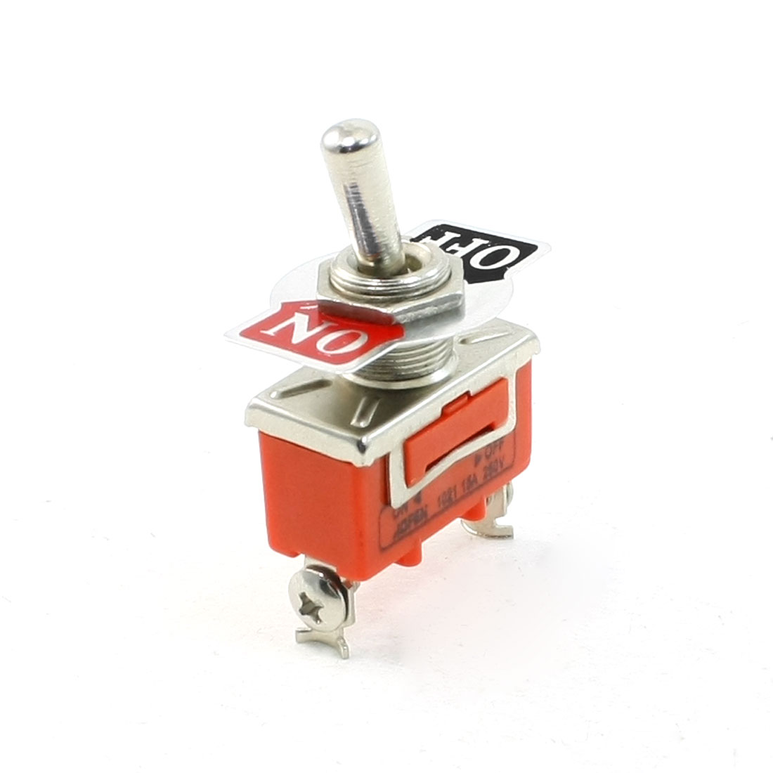 AC 250V 15A ON/OFF SPST 2 Position 2 Terminals Toggle Switch