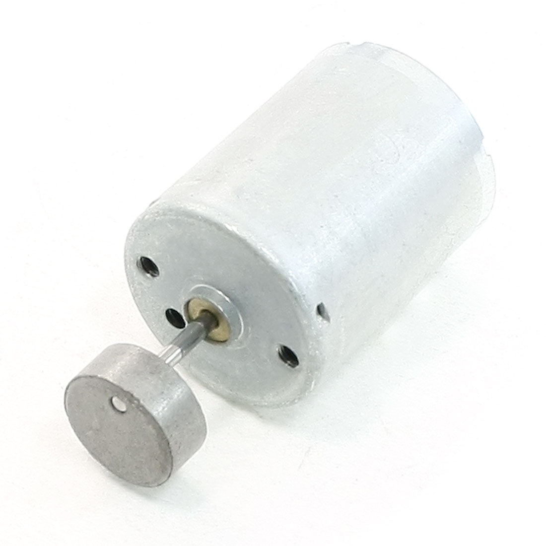 12VDC 5300RPM Rotary Speed 2 Terminals Connecting 2mm Dia Drive Shaft Motor