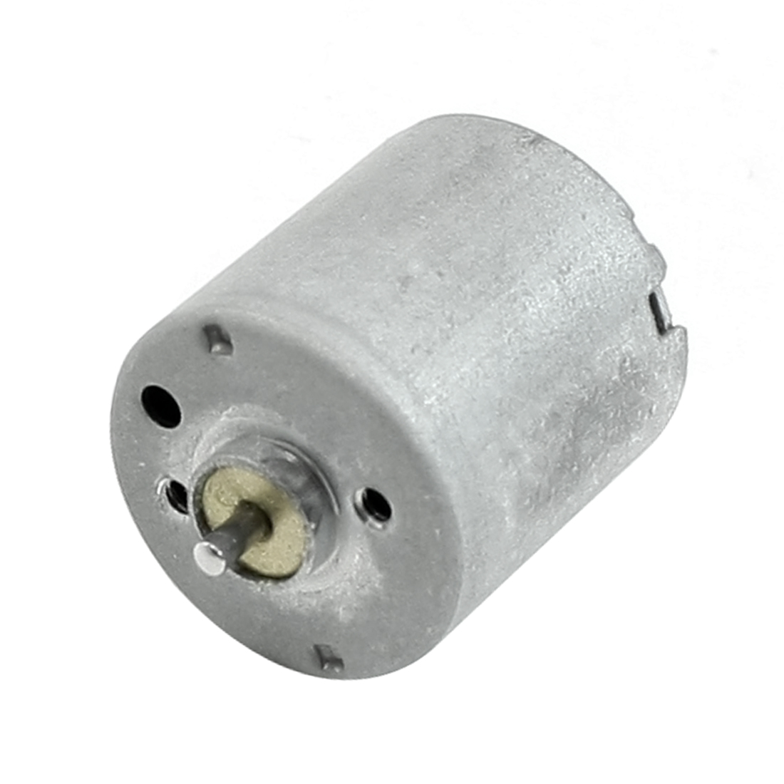 DC 6V 5000RPM 2 Pin Terminals Cylindrical Permanent Magnet Mini Geared Motor