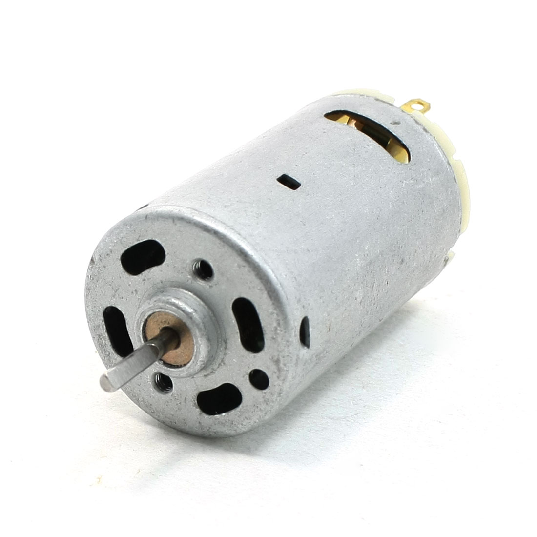 5700RPM 12V Volts Cylinder Magnetic Electric Directly Current Motor