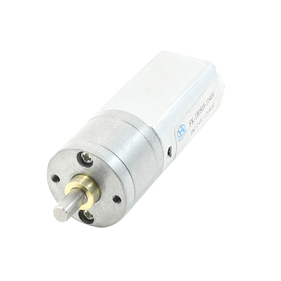 140RPM Rotary Speed DC 24V High Torque 3.5mm Dia Shaft Magnetic Geared Motor
