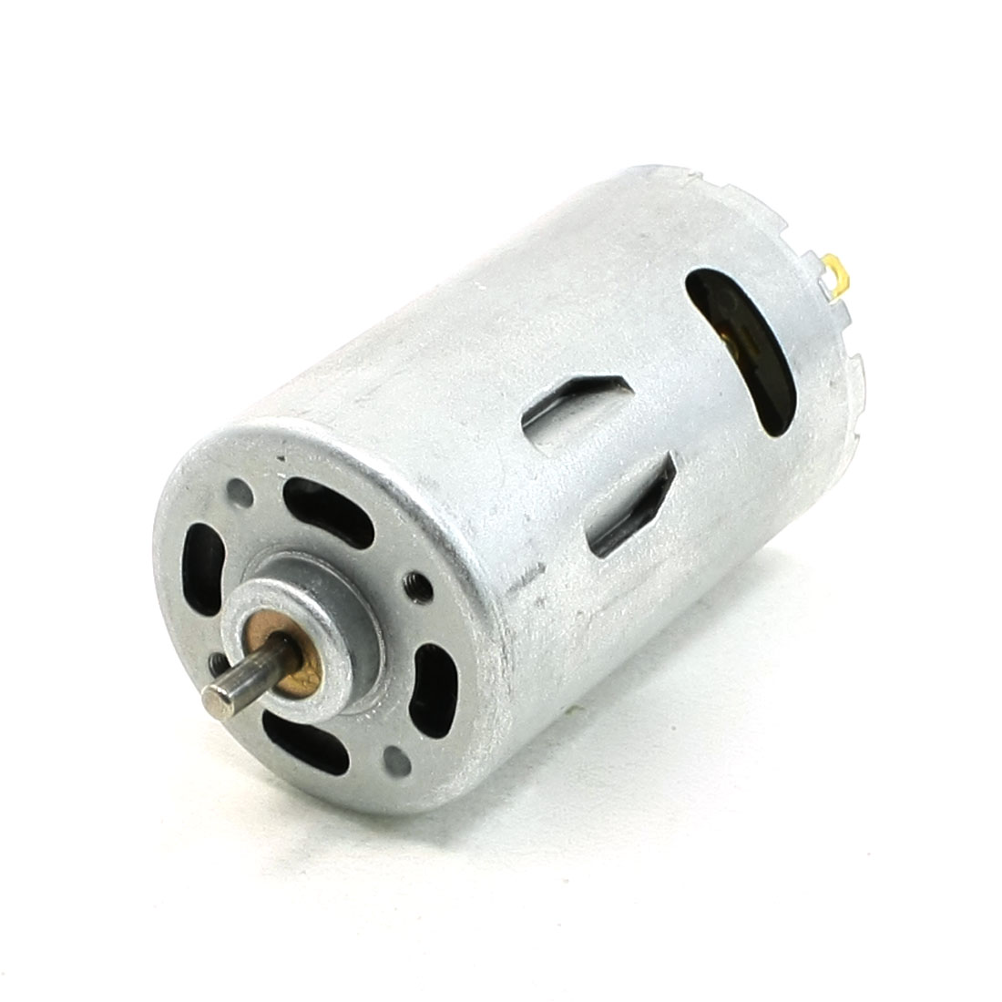 DC 12V Volt 5500RPM Rotated Speed Cylinderical Electric Geared Motor
