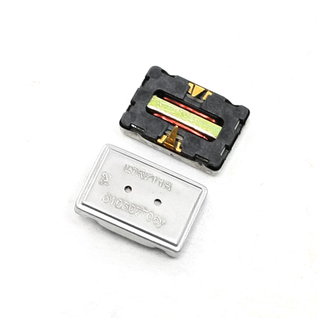 2 Pcs Repair Part Ear Speaker Earpiece Reciever for Nokia 6230/N73/N81/N95/5300