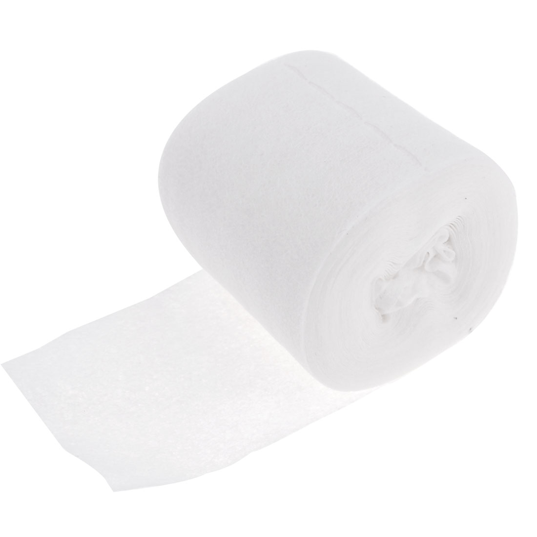 White Non Woven Facial Skin Care Cosmetic Makeup Cotton Roll for Women