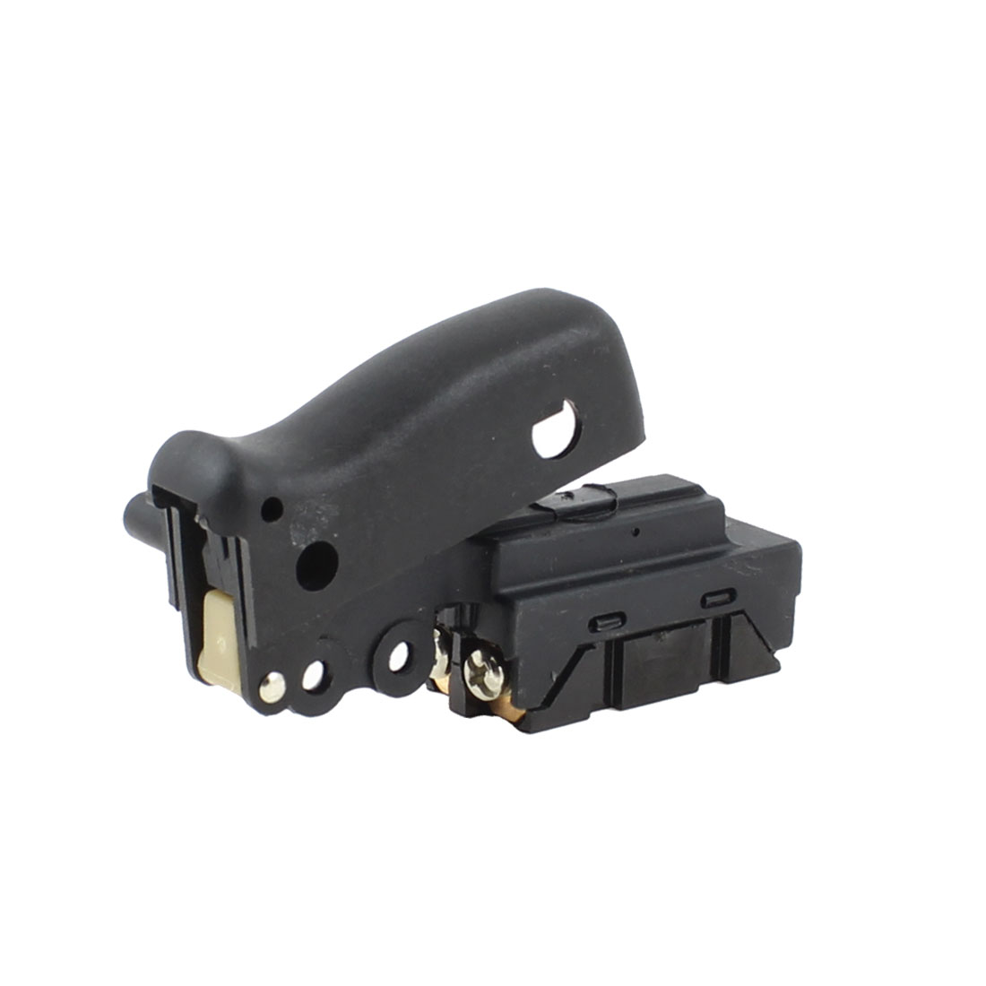 AC 250V/10A 125V/22A DPST NO Manual Lock on Electric Trigger Switch