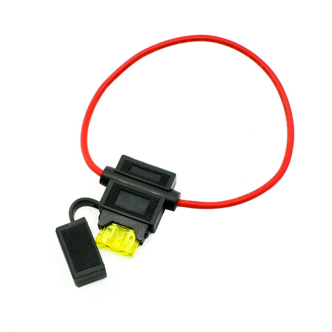 Car Boat Truck 14# AWG Wire Fuse Holder Block 12V 20A BH708