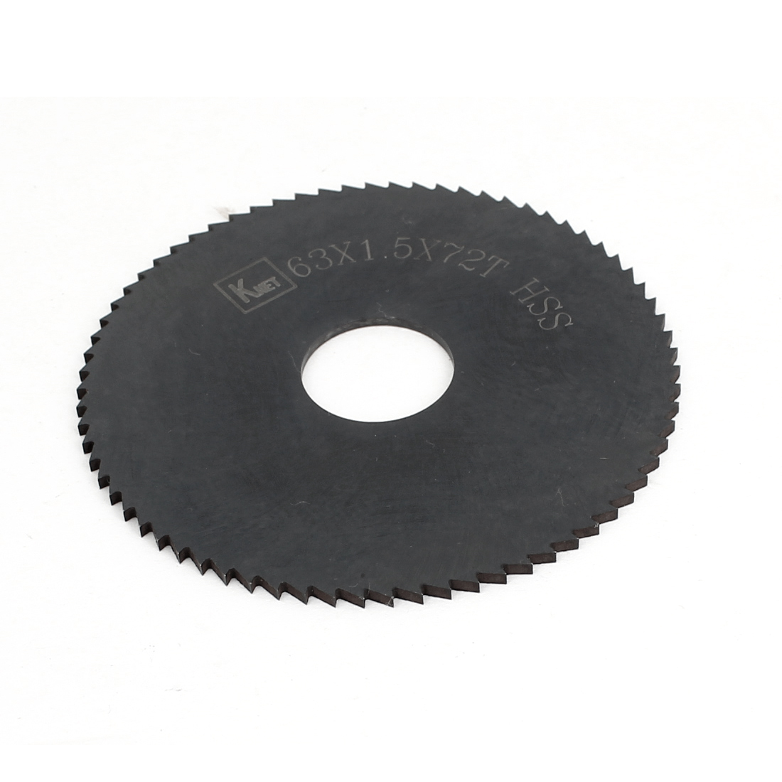 HSS 72 Teeth 63mm x 1.5mm x 16mm Slitting Saw Blade Replacement