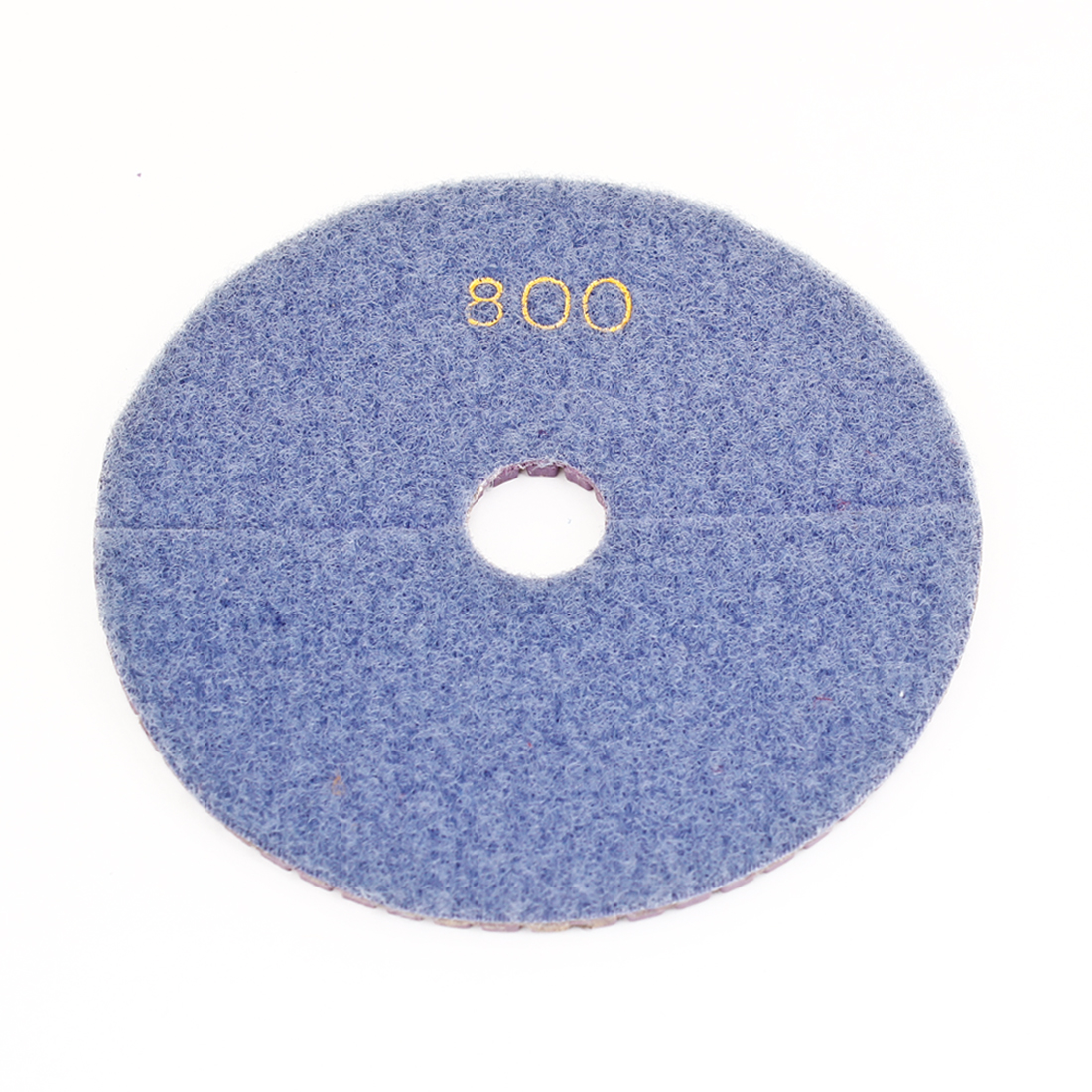 Marble Stone 800 Grit Wet Dry Diamond Buffer Polishing Pad Disc Purple