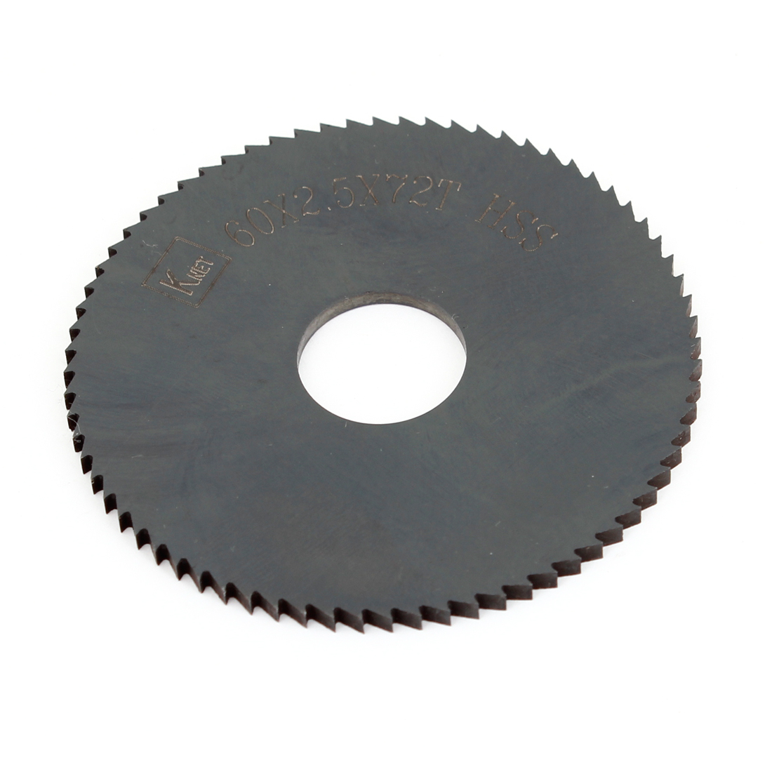 HSS 72 Teeth 60mm x 2.5mm x 16mm Slitting Saw Blade Replacement