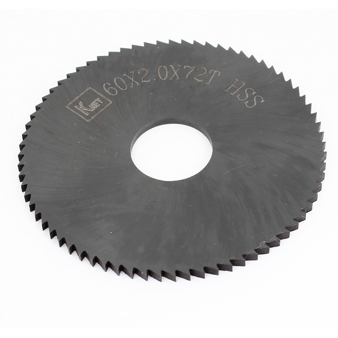 HSS 72 Teeth 60mm x 2mm x 16mm Slitting Saw Blade Replacement