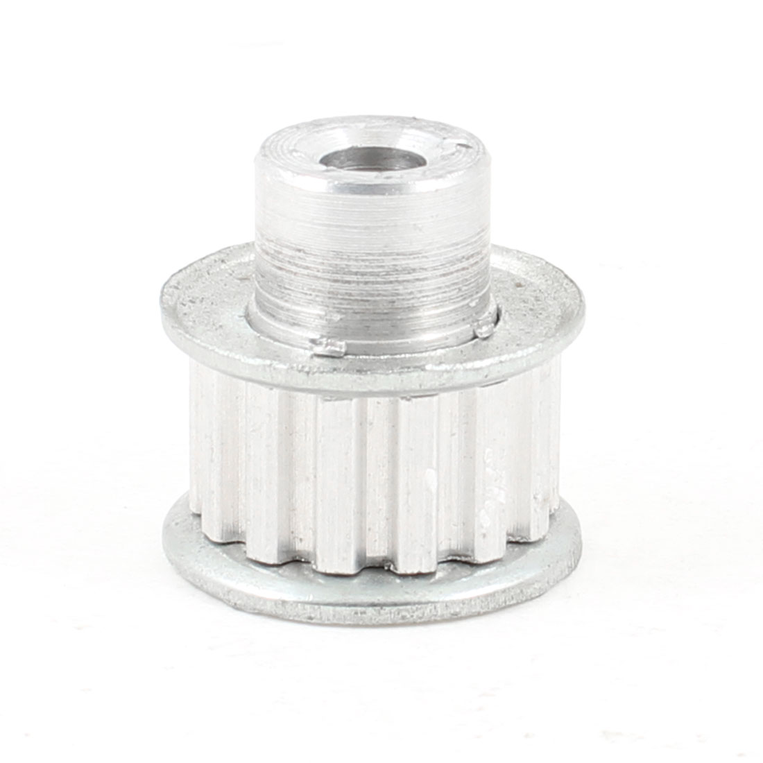 Silver Tone Aluminum Alloy XL Type 14 Teeth 6.2mm Pilot Bore Timing Pulley