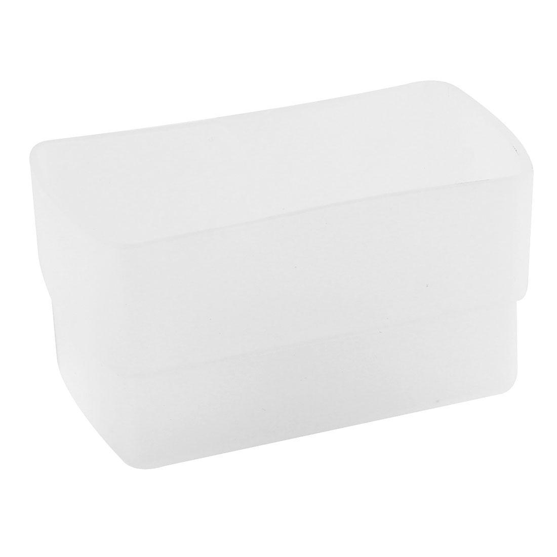 Soft Box Flash Diffuser White Bounce Softbox Cover for Canon 550EX