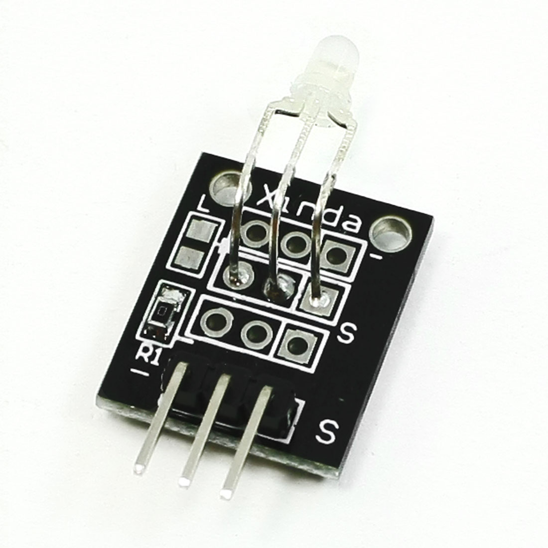 DC 1.9-2.6V Red/Green Color Common Cathode LED Module