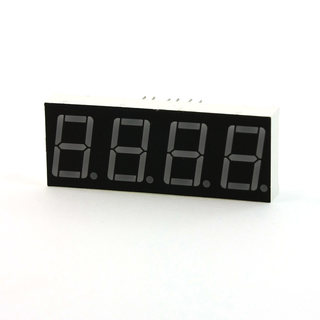 Compatible MCU 4 Digit 12 Pin Terminals Digital Display Module