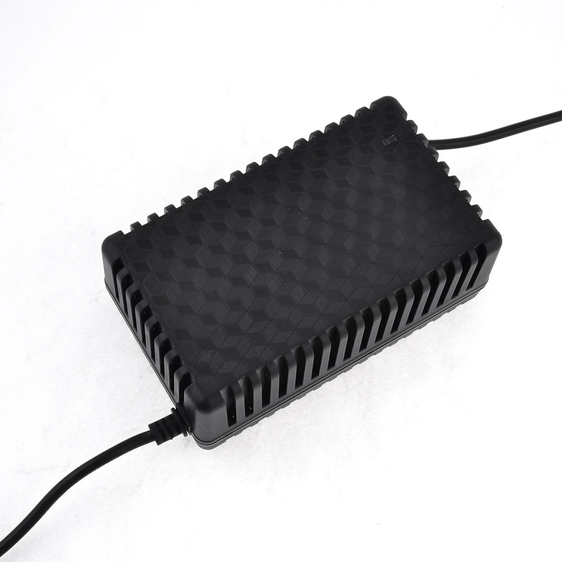 36V 12/14AH 1P BNS Male Port Electromobile Battery Charger AC 110-220V US Plug