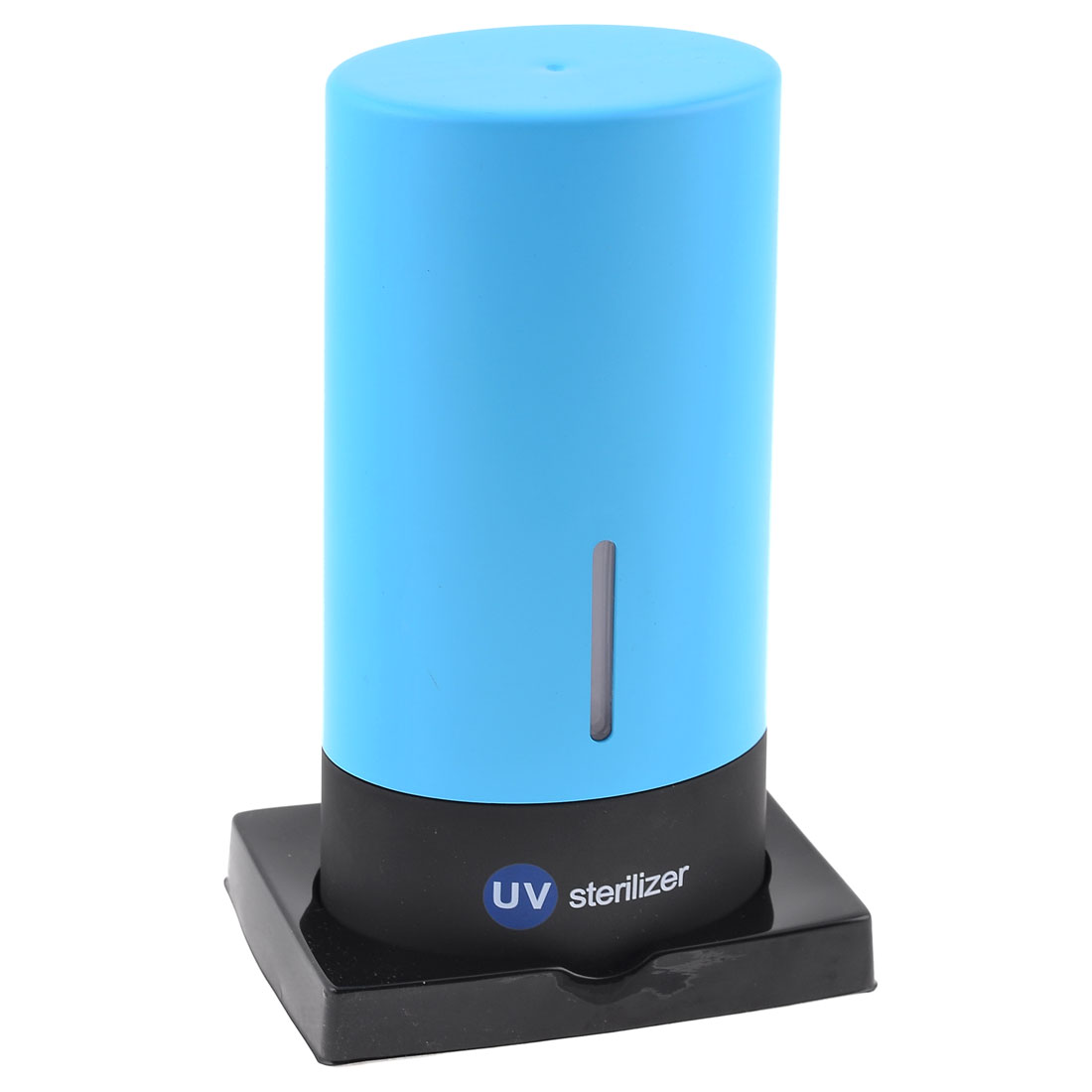 Blue Lid Black Base Mobile Phone Disinfector UV Sterilizer
